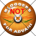 Bloggers NOT for Advani