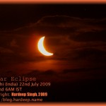 Solar Eclipse 22nd July 2009